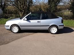 vw golf cabriolet se 2000 convertible in southam warwickshire