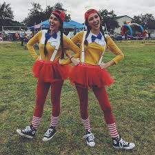Halloween Costumes Ideas For Two Best Friends The 25 Best Duo Costumes Ideas On Pinterest Dynamic Duo