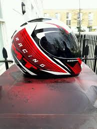 brand new mt crash helmet in islington london gumtree