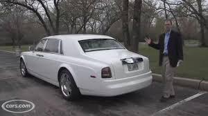 2009 rolls royce phantom vi overview cars com