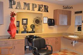 The Powder Room Salon Senior Care Health U0026 Rehabilitation Center Senior Care Centers