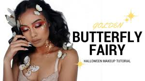 Halloween Makeup Butterfly by Butterfly Fairy Glam Makeup Tutorial Youtube
