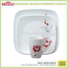 house trends melamine dinnerware home essential for 2018 buy