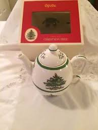 spode tree china teapot cup set ebay