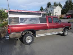 Dodge Ram 92 - for sale 1992 dodge w250 le extd cab 4x4 102k miles