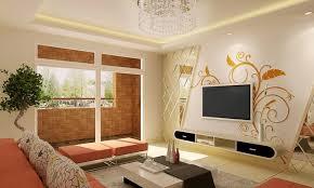 spectacular interior design feature walls living room