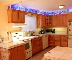 Stained Glass For Kitchen Cabinets by Kitchen Cabinet Faux Stained Glass And Led Lighting 9 Steps With