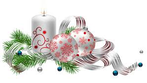 candle christmas clipart