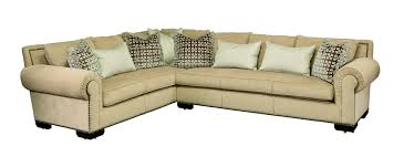 Bentley Sectional Leather Sofa Sectionals Marge Carson