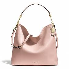 light pink coach wallet coach f27858 madison leather hobo light gold peach rose coach
