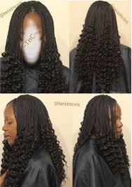 pre braided crochet hair tnc 40 crochet braids w freetress braid pre curled lusty