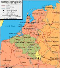 physical map of belgium blank physical map of belgium