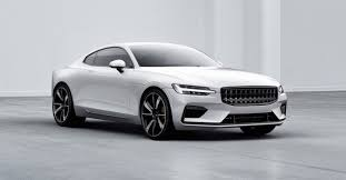 black and teal car volvo u0027s polestar 1 is the car tesla should be really worried about