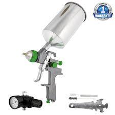 Best Hvlp Sprayer For Kitchen Cabinets by Amazon Com Tcp Global Brand Professional New 2 5mm Hvlp Spray Gun