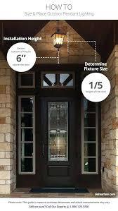 solar front porch light solar front door light front door light front door light fixtures on