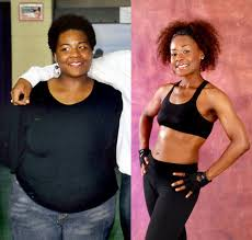 shana dezelle drops 95 pounds eating raw food the weigh we were