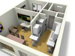 3d apartment design small apartment design for livework 3d floor 3d apartment design small apartment design for livework 3d floor plan and tour best style