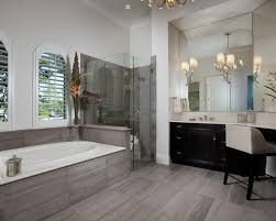 adorable gray tile bathroom ideas with clean finish home and