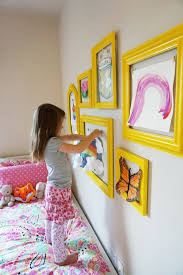 bild f r kinderzimmer 43 ideen und anleitung für kinderzimmer deko selber machen