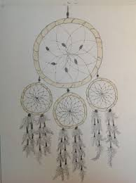 how to draw a realistic dream catcher snapguide