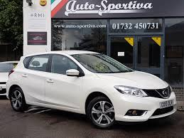 nissan finance for used cars used 2015 nissan pulsar acenta dig t xtronic 5dr finance packages