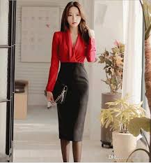 online cheap 2015 autumn ladies celeb evening fitted office shirt