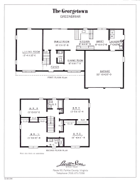historic colonial house plans colonial floor plan georgian colonial house plan excellent plans