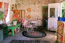 Shed Interior Ideas by Worth A Second Look Hgtv