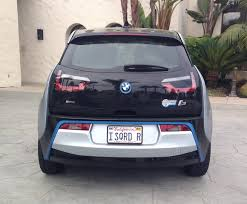 personalize plate personalized plates bmw i3 forum