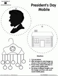 presidents day printable coloring pages presidents u0027 day mobile printables for abraham lincoln u0026 george