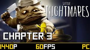 little nightmares chapter 3 the kitchen all collectibles