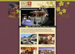 Style Vacation Homes by Website Design And Development With Distinction Our Portfolio
