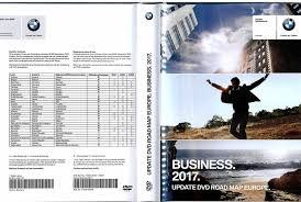 bmw business 2017 navigation 2x dvd update full version road map