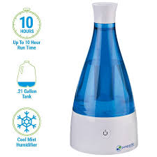 Small Bedroom Humidifiers Pureguardian Ultrasonic Cool Mist Humidifier 10 Hour H920bl