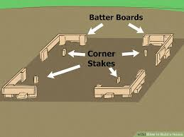 planning to build a house how to build a house with pictures wikihow
