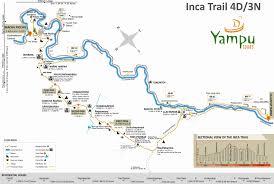Lima Map Lima And Cuzco With 4 Day Inca Trail To Machu Picchu Peru