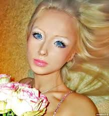 human barbie doll human barbie doll makeup real life barbie doll photo shared by