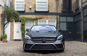 mansory mercedes used 2015 mercedes benz s class coupe for sale in london pistonheads