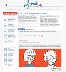 Beginner French Worksheets 40 Best Free Websites To Learn French Language Online