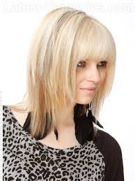 how to cutting bangs in a layered hairstyle long layered hairstyles with bangs layered hairstyles for