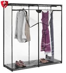 Closet Hanger Organizers - rolling garment clothes rack portable closet hanger heavy duty