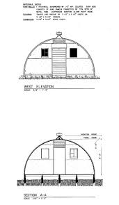 my story the quonset hut fine homebuilding