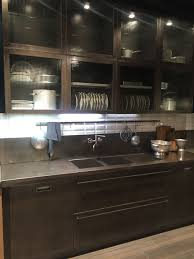 glass cabinets in kitchen five types of glass kitchen cabinets and their secrets