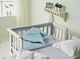 Baby Crib Next To Bed Baby Crib Next To Bed Inertiahome