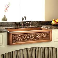 kitchen faucet copper copper pipe faucet apron front kitchen sink with design kitchen