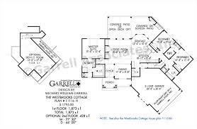 westbrooks 11116 h house plan house plans by garrell associates