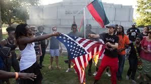 Flag Desecration Law American Flag Burnings In Charleston Sc Police Intervene