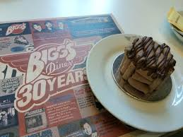 heavenly concorde cake picture of bigg u0027s diner legazpi