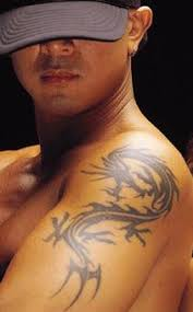 what do tattoos mean in modern chinese society lao wai wen shen