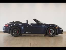 black porsche convertible new 2018 porsche 911 carrera gts cabriolet